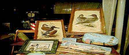 Nonsoloarte mercatini fiere antiquariato marta ghini nonsolodecoupage - Decoupage su mobili vecchi ...